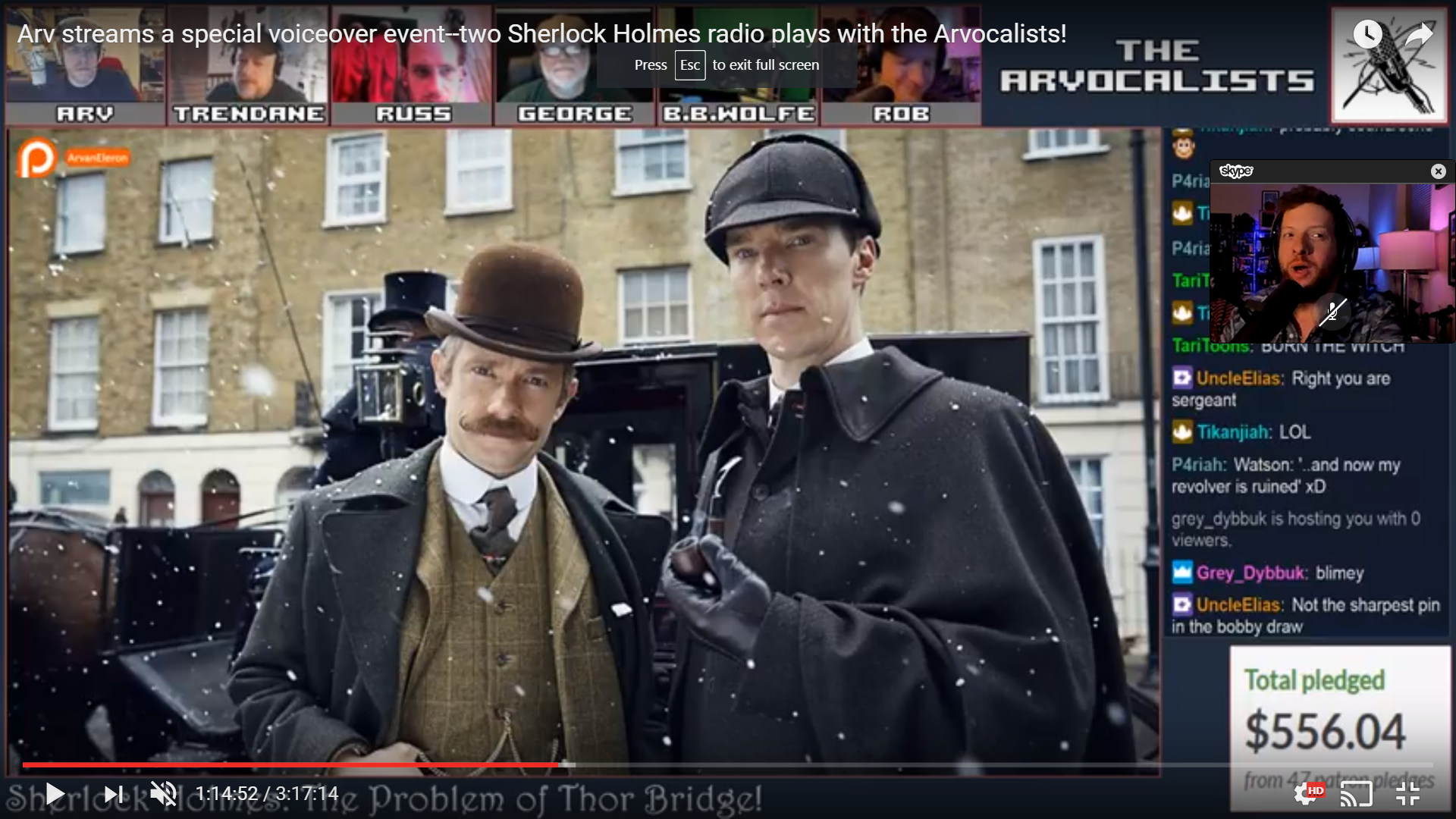 Sherlock Holmes Radio Play