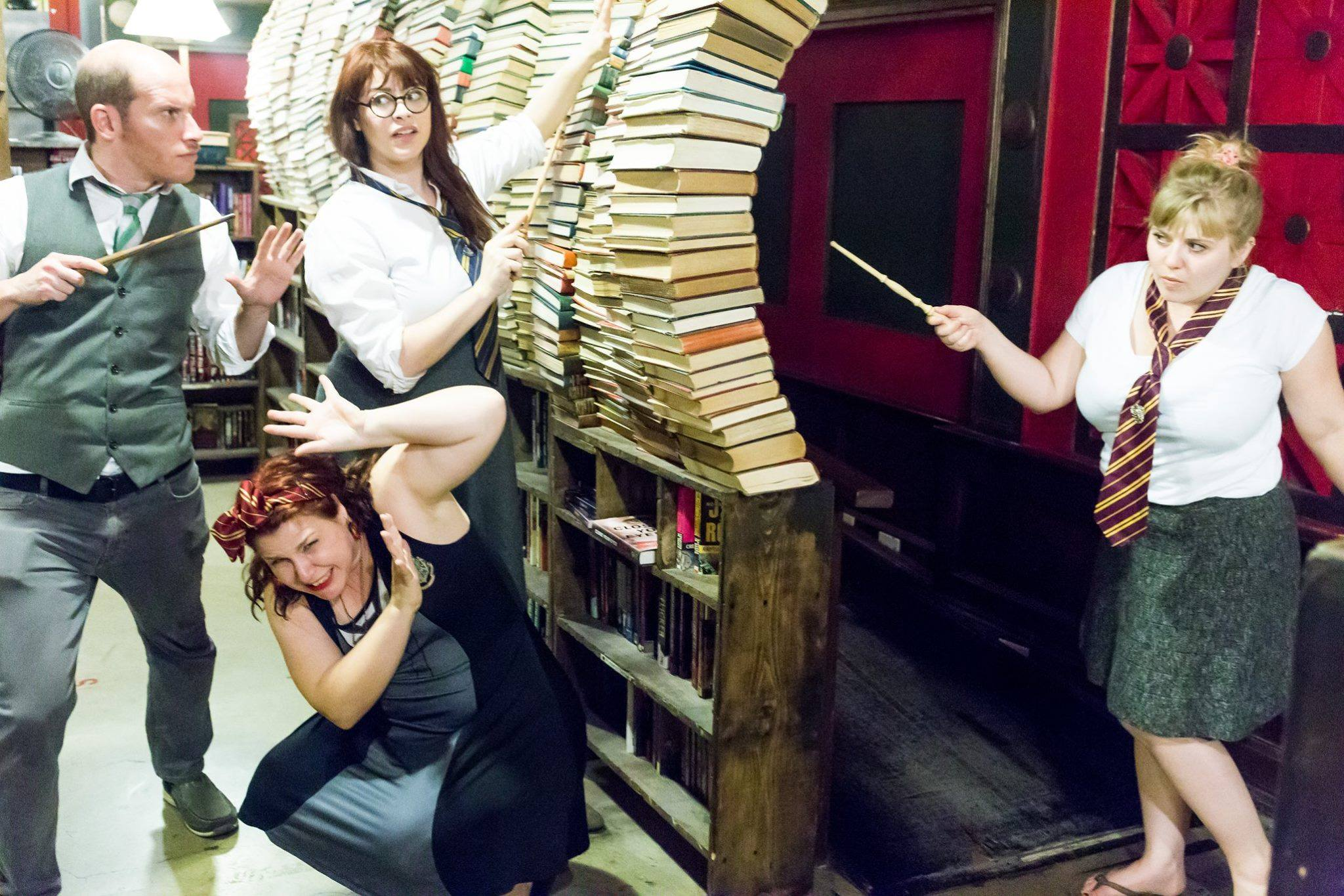Harry Potter Night at the Last Bookstore